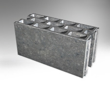 RAMPF masonry blocks